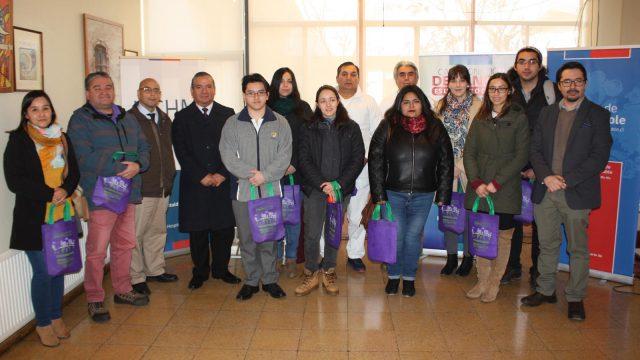 15 donantes de sangre, que aportan altruista y reiteradamente este elemento fueron reconocidos por el Hospital de Chillán en conjunto con el Servicio de Salud Ñuble.