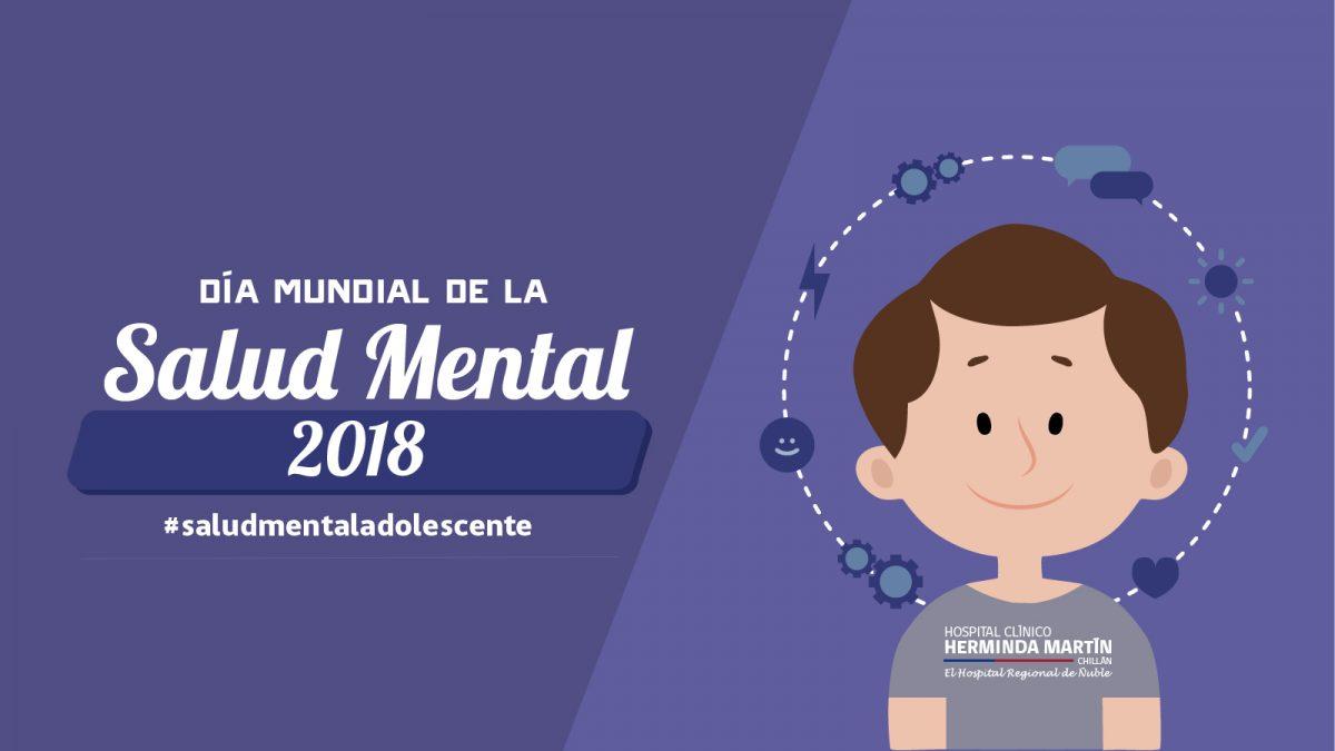 Foto del Día Mundial de la salud mental
