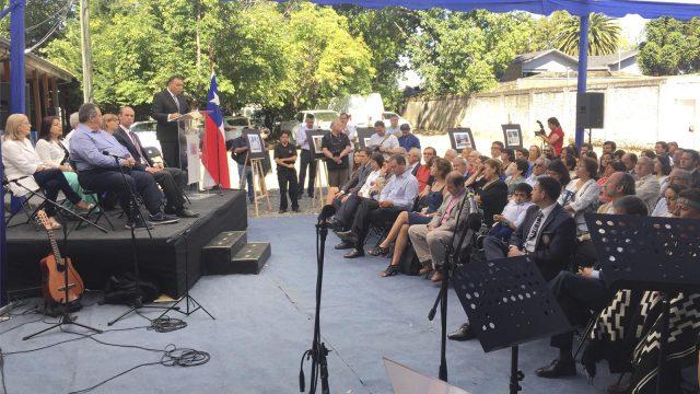 Foto de la ceremonia de despedida del Hospital San Juan de Dios.