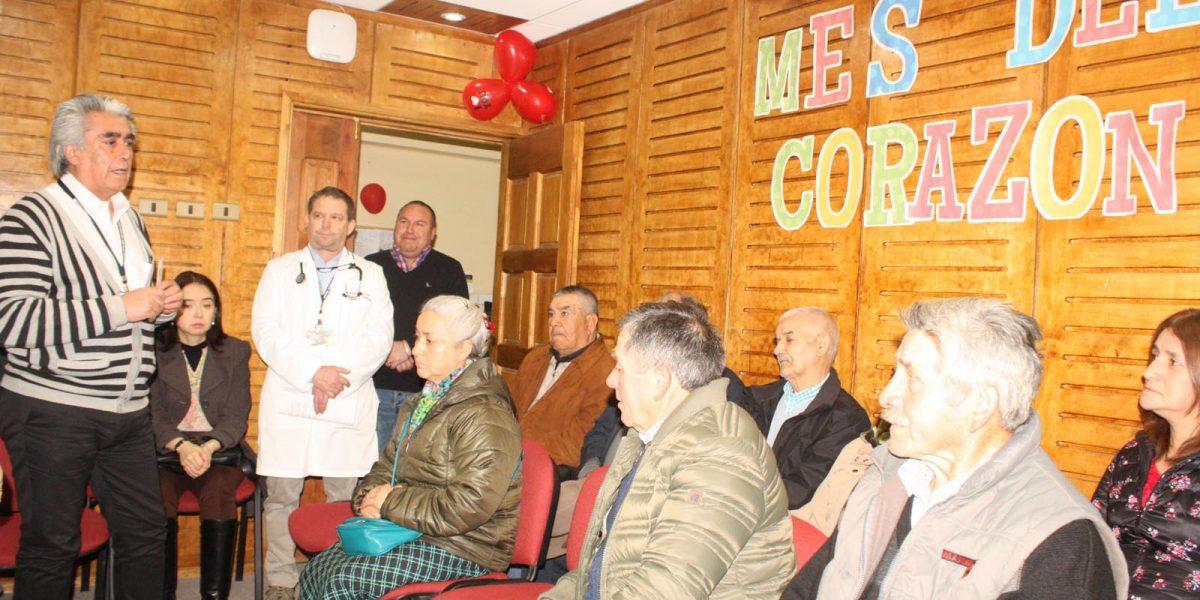 Imagen de los usuarios de telemedicina con Patologías cardíacas en Jornada Educativa