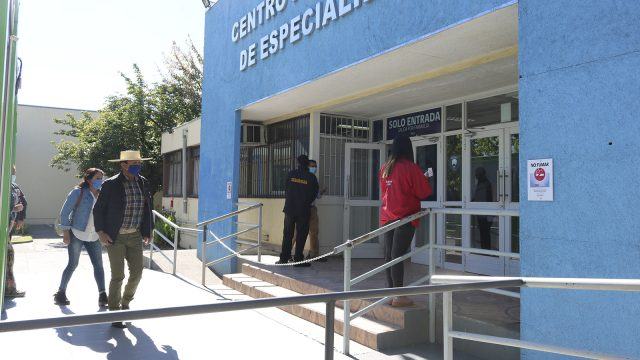 centro ambulatorio de especialidades