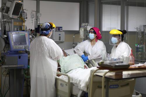 Cuidados de Pacientes Críticos